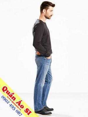 Quần jean Levis 505 hàng Mỹ xách tay shop quần áo si GV