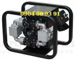 Bơm dầu diesel ST200 AC,bơm dầu 200 lít/phút,Piusi ST200 AC,bơm dầu vận chuyển dầu,máy bơm dầu Piusi