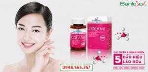 Colami Nutra – Bổ Sung Collagen và HA làm đẹp da