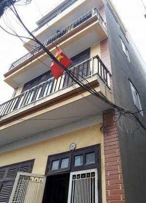 Nhà ngay Đền Lừ, quận Hoàng Mai, 70m, 4 tầng đẹp long lanh!