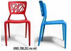 Ghế nhựa cho cà phê sân vườn giá rẻ