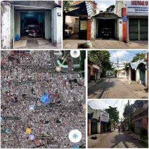 Bán nhà mặt tiền 102 m2 (3,5×34), đường 10 m (93 Ngô Đức Kế, Phường 12, Quận Bình Thạnh)