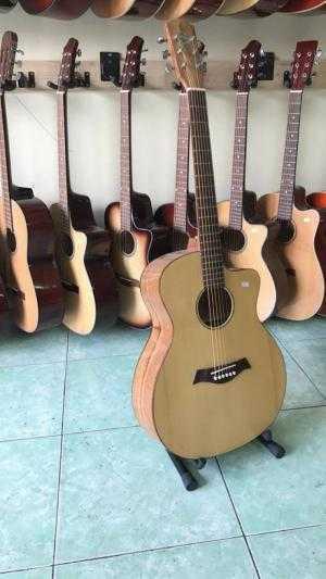 Guitar xoài bông kĩ