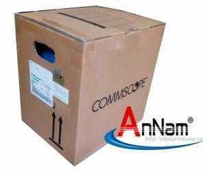 Phân phối CÁP MẠNG COMMSCOPE AMP CAT6/Cat6A UTP/FTP MÃ 1427254-6, 1859218-2  chính hãng, có sẵn hàng tại annam