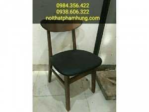 Ghế gỗ tự nhiên cao cấp nhà hàng