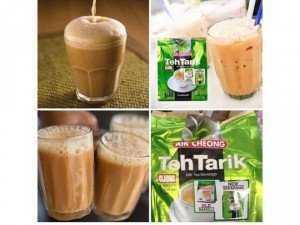 Trà sữa Teh Tarik Malaysia