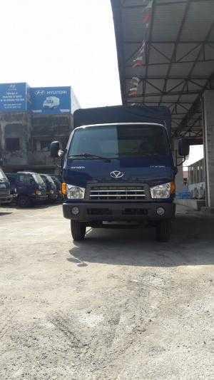Xe tải Hyundai HD 120sl thùng dài 6m3