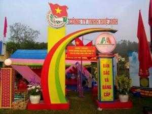 Nhận làm cổng trại đẹp tại ngã tư sở Hà Nội
