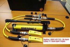 Tách mặt bích thủy lực Enerpac, mỏ vịt thủy lực Enerpac, bộ banh thủy lực enerpac