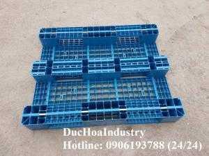 Pallet nhựa cũ tại Tây Ninh