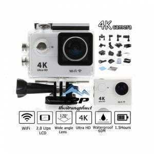 Camera hành trình 4k wifi Waterproof Sports WIFI ULTRA