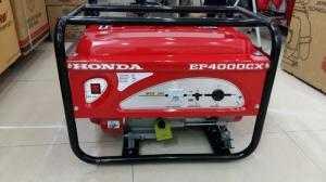 Máy phát điện 3kW Honda EP4000CX giật nổ - đề nổ dùng cho gia đình