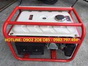 Thanh lý máy phát điện chạy dầu 5.5kw Bamboo 7800E chính hãng mới 100% giá cực rẻ