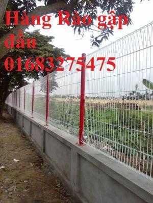 Chuyên thi công lắp đặt, cung cấp hàng rào mạ kẽm, hàng rào sơn tĩnh điện, bọc nhựa