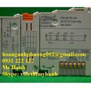 Module Wago 750-411
