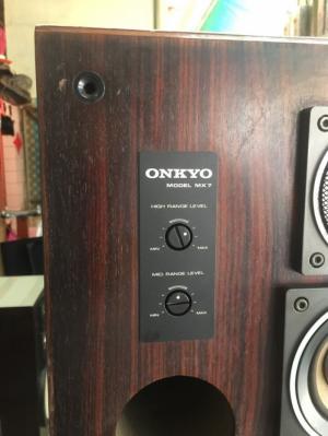 Chuyên Bán Loa Onkyo MX7 hàng bãi tuyển đẹp