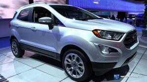 Ford Ecosport 2018, Tây Ninh Ford.