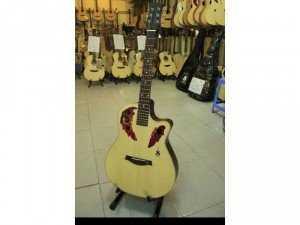 Guitar ovantion