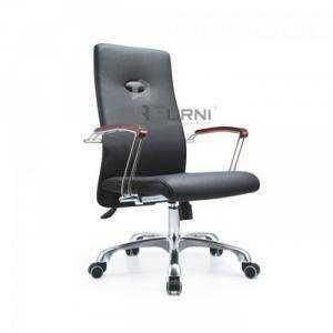 Ghế văn phòng lưng trung chân xoay bánh xe giá rẻ CE4103-P1