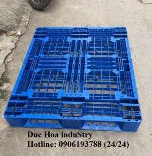 Pallet nhựa cũ tại Tiền Giang