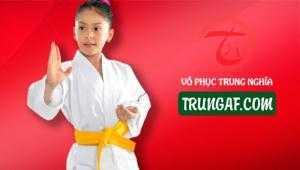 Võ phục karate giá rẻ