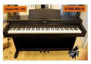 Đàn piano điện Kawai PW- 770