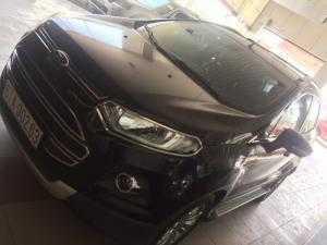 Bán xe Ford Ecosport 2014 AT màu đen
