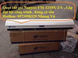 Quạt Cắt gió Nanyoo FM-1215X-2/Y