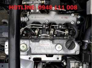 Xe Tải 1.9 Tấn Hyundai HD36L, hỗ trợ trả góp 80-90%