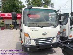 Giá xe tải Daehan tera mới nhất 2018