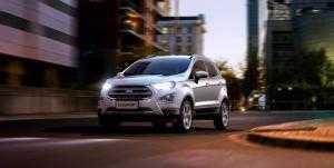 Bán Ford Ecosport Titanium 2018 Bình Phước cực đẹp kèm nhiều quà tặng. Giao xe nhanh.