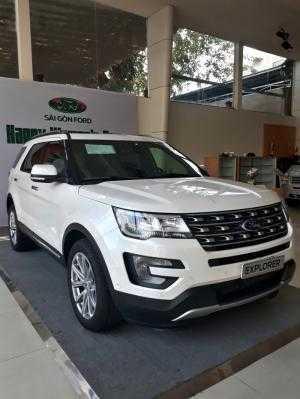 Explorer Limited 2.3 Ecoboost 4WD,Hỗ trợ vay...