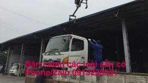 Bán cabin đầu vỏ xe tải vỏ và tổng thành các loại Nhật, Hàn , Trung Quốc , Chenglong, Thaco Foton Auman