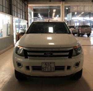 Bán Ford Ranger 01 cầu sx 2014,canopy