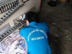Sửa máy laser tại nhà uy tín, chất lượng