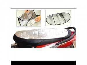 Tấm chống nóng yên xe máy