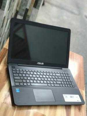 Laptop Asus X554L, i5 5200U 4G 500G Vga rời Full Box Đẹp zin 100% Giá rẻ