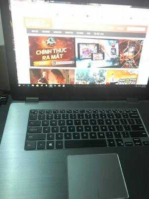 Laptop Dell i5 ram 8G HDD 512Gb