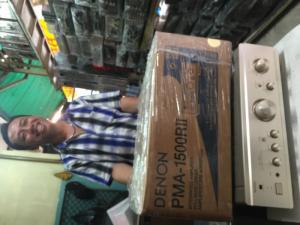 Bán chuyên Ampli denon 1500II hàng bải nhật v