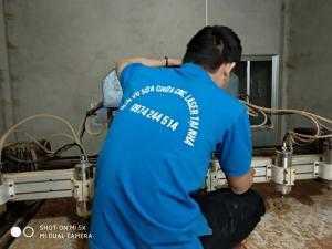 Sửa máy CNC điêu khắc gỗ chuyên nghiệp tại nhà , giá thành rẻ
