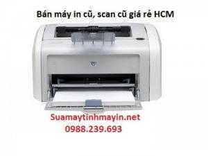 Bán máy in cũ HP1020 giá rẻ toàn quốc