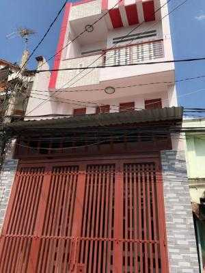 Nhà đường LK 2 -10 quận Bình Tân