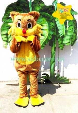 Dịch vụ cho thuê Mascot trong các buổi tiệc