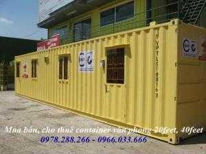 Bán container cũ tại hà nội, chất lượng