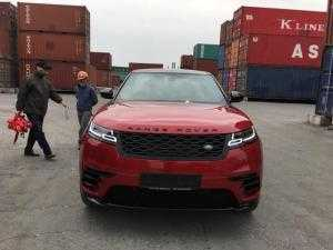 """The avant-garde Range Rover"" – Kẻ tiên phong."