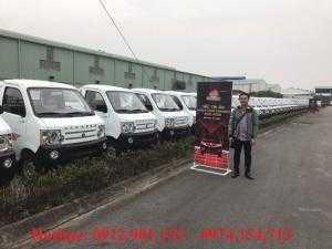 Gía bán xe tải Dongben 870kg | 810kg | 800kg | 770kg trả góp