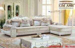 Sofa tân cổ điển An Giang, ghế sofa cổ điển Cần Thơ giá rẻ