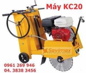 Địa chỉ bán máy cắt bê tông KC12, KC16, KC20 động cơ xăng Honda, động cơ dầu giá tốt nhất thị trường