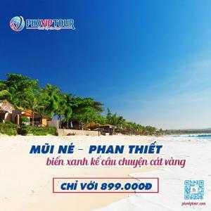Du Lịch Mũi Né - Phan Thiết 2n1d