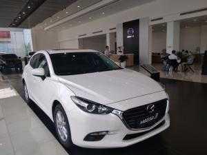Mazda 3 Hatchback - Trẻ trung, An Toàn, Tiện nghi, CÓ XE GIAO NGAY